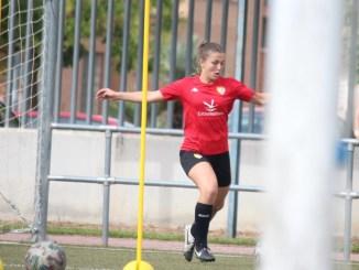 Primer partido de la temporada ante el Sevilla FC en Badajoz
