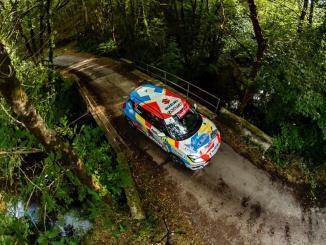 El Q Racing Extremadura con todo al Rallye Rías Altas