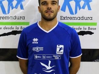 Rodrigo González Rivas volverá a defender la camiseta del Extremadura Cáceres Patrimonio de la Humanidad