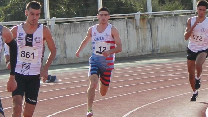 David Madroñero luchará por la victoria en el Campeonato de España de Atletismo Adaptado
