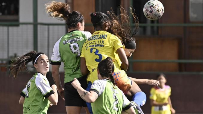 Ginelux Juan Granvd_CF Femenino Cáceres