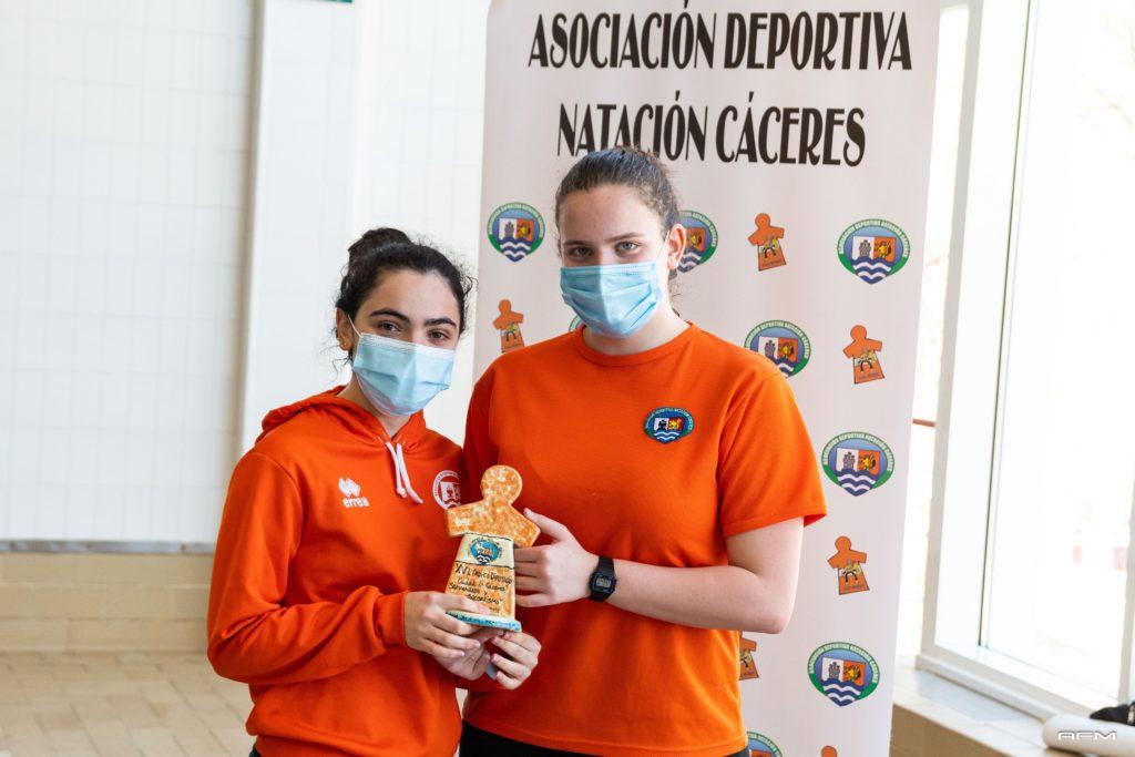 """Trofeo Diputación """"Ciudad de Cáceres"""" de Salvamento y Socorrismo"""