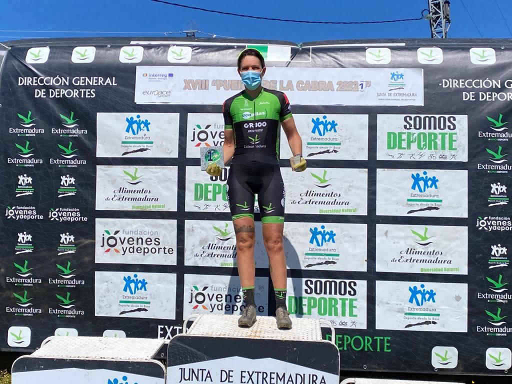 Tamara Sanchez gana en Quintana Serena