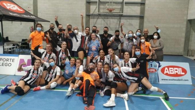 El CD Badajoz Extremadura consigue el soñado ascenso a Superliga Femenina 2