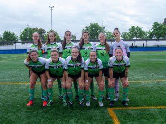 11 Iniicual del CF Femenino Cáceres