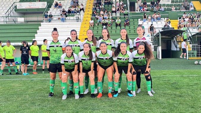 11 del CF Femenino Cáceres