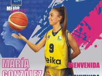 María González Cartel