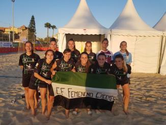 C.F. Playa Cáceres