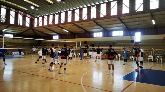 Los equipos del Badajoz Extremadura CPV se ponen en marcha mañana unes