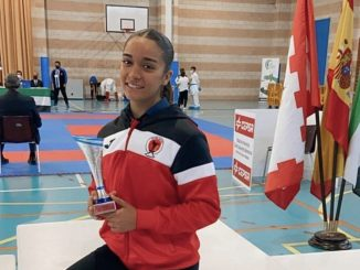 Paola campeona Extremadura