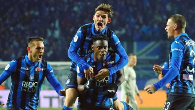 Image result for Atalanta vs Spal photos