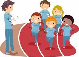 educacion física infantil