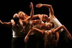 Danza contemporánea para acabar con la flacidez