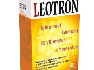 vitaminas leotron