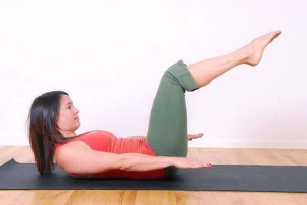 Ejercicios De Pilates Que Puedes Hacer En Tu Casa