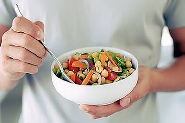 comer antes de ejercitarse