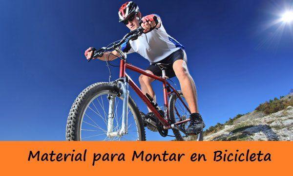 Material para Montar en Bicicleta