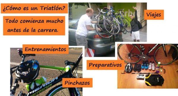 La importancia de la preparación antes de un triatlon