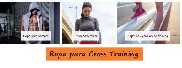 Ropa Cross Fit
