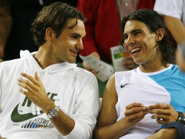 Sara Carbonero Opina sobre el Duelo de Rafa Nadal y Roger Federer