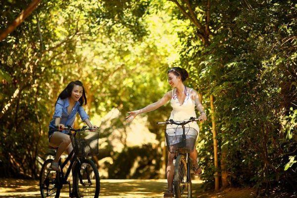Ventajas de Andar en Bicicleta en Verano