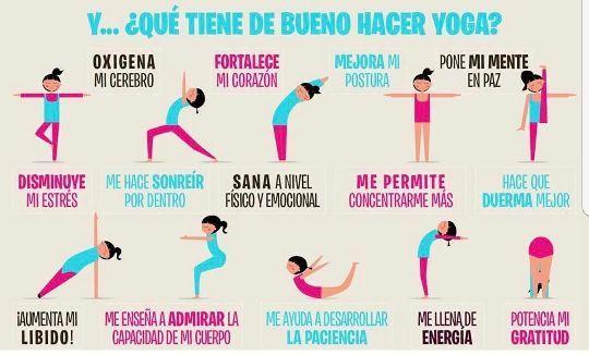 Los beneficios del hatha yoga