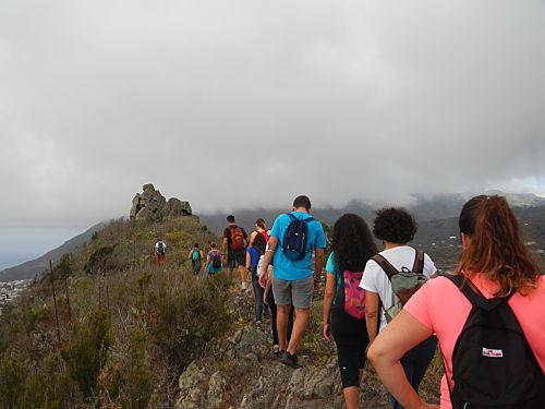 Ruta por los caminos senderos de Guamasa