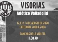 Miércoles inicia visorias Atlético Valladolid