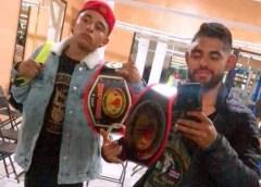 «Pantera» y «Diablito» se alzan campeones en Toluca
