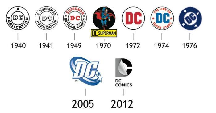 HQ | Divulgado o novo logotipo da DC Comics!