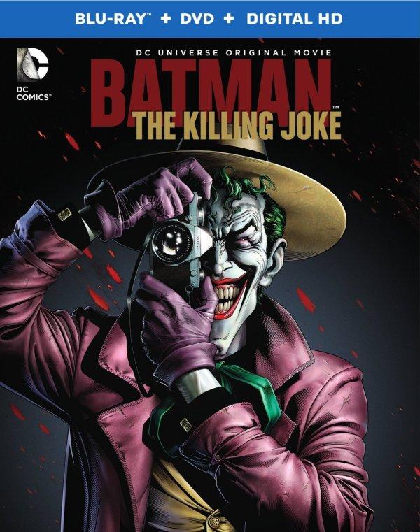 ANIMAÇÃO | Batman: A Piada Mortal ganha data de lançamento!