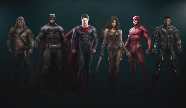 CINEMA | Divulgadas novas imagens dos bastidores de Batman vs Superman!