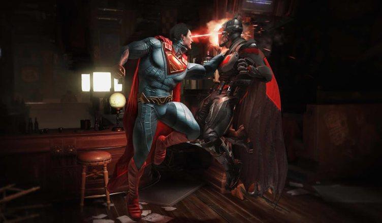 GAMES | Divulgado novos detalhes de Injustice 2