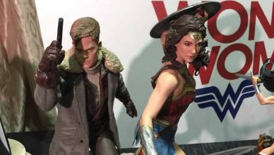 EVENTO | Confira os figurinos e bonecos da Mulher-Maravilha expostos na San Diego Comic-Con 2016
