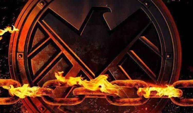 SÉRIE | Confirmado Motoqueiro Fantasma na quarta temporada de Agents of SHIELD!