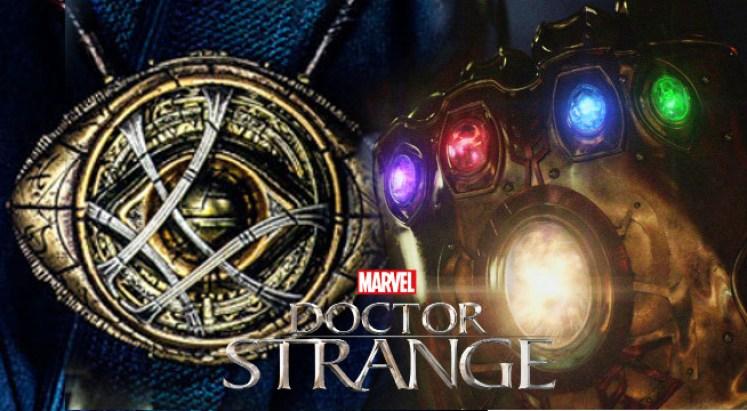 Joia do Infinito é confirmado no filme do Doutor Estranho!