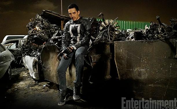 SÉRIE | Divulgada o visual e teaser do Motorista Fantasma em Agents of S.H.I.E.L.D.