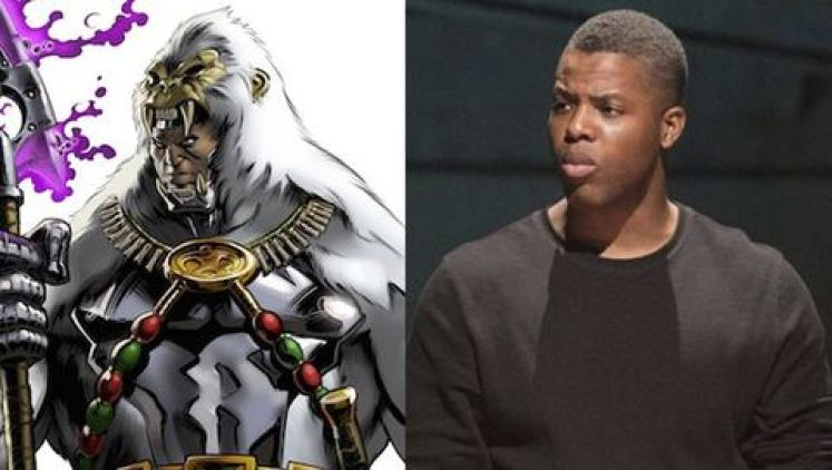 Confirmado! Winston Duke interpretará M'Baku no filme solo do Pantera Negra!