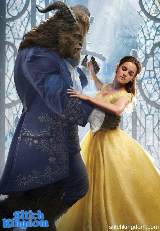 Confira novas imagens da Emma Watson em A Bela e a Fera!