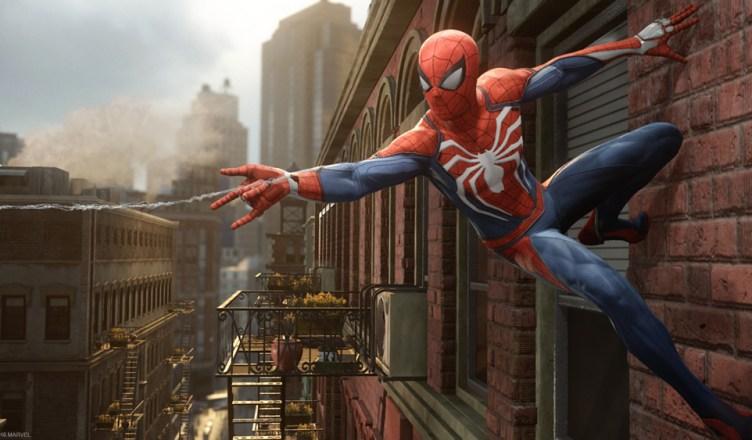 Homem-Aranha: Jogo para PlayStation 4 ganha um vídeo incrível!