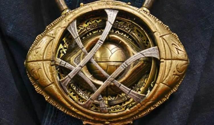 Olho de Agamotto vai conter uma das Joias do Infinito no filme do Doutor Estranho!
