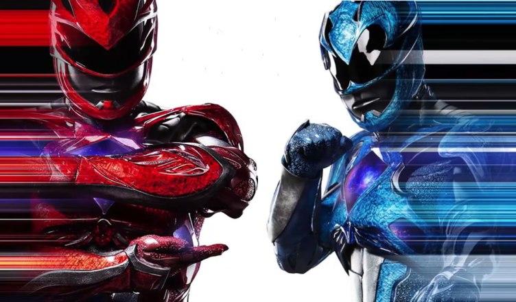 Divulgado novos pôsteres incríveis do filme dos Power Rangers!