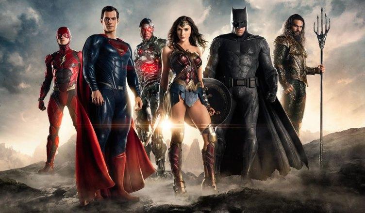 Zack Snyder divulga um vídeo inédito de bastidores da Liga da Justiça!
