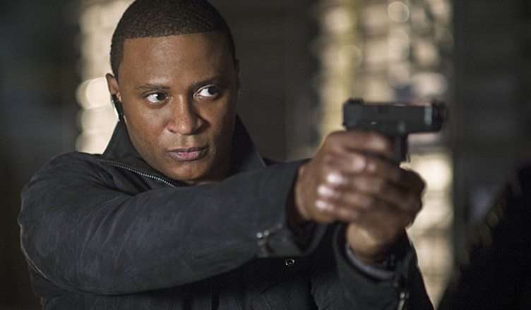 David Ramsey, o John Diggle de Arrow é confirmado na CCXP 2016!