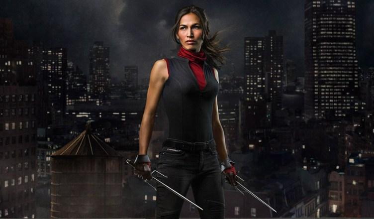 Elektra é confirmada na série de Os Defensores!