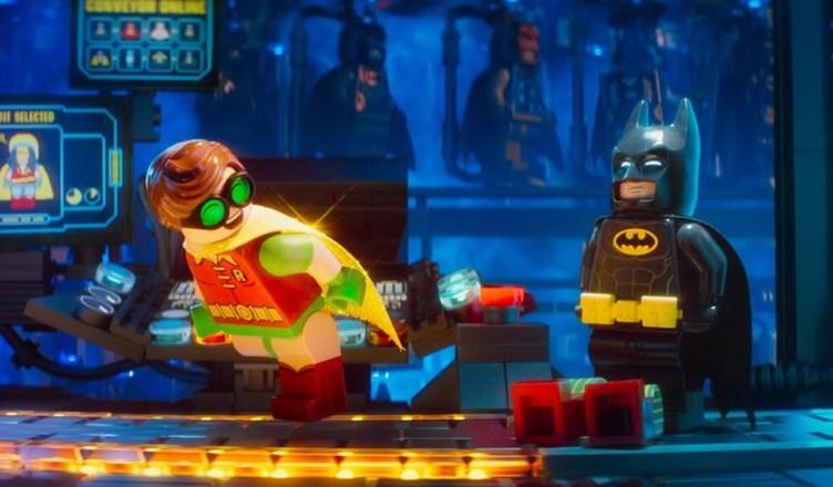Divulgado um novo trailer de LEGO Batman: O Filme