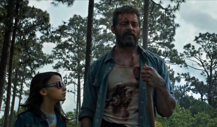 Wolverine carrega X-23 nos braços em nova foto de Logan!