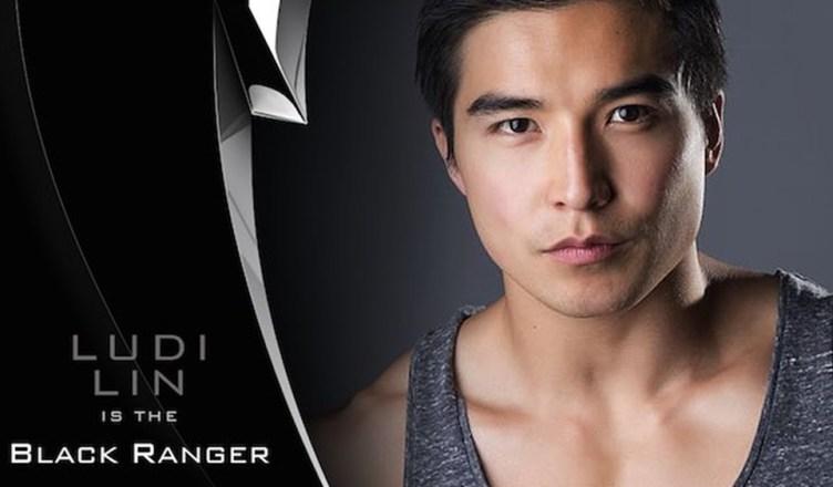 Ludi Lin, o Ranger Preto do filme dos Power Rangers deixa escapar que virá na CCXP 2016!