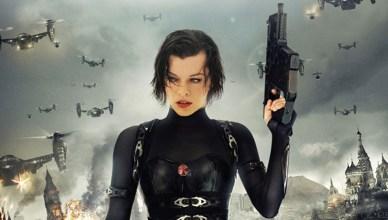 Milla Jovovich e Paul W.S. Anderson, de Resident Evil 6 estão confirmados na CCXP 2016!
