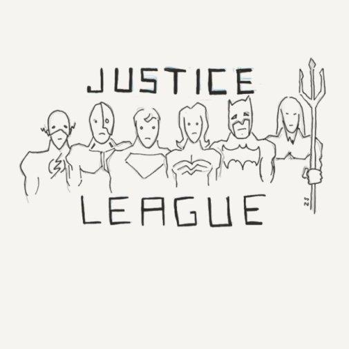 Zack Snyder divulga novas fotos dos bastidores da Liga da Justiça!